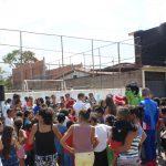 Aragua, Anzoátegui, Bolívar y Táchira celebraron Navidad Alegre en Familia