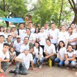 En Paraguay cada vez son más lo que reciben el amor de Jesús